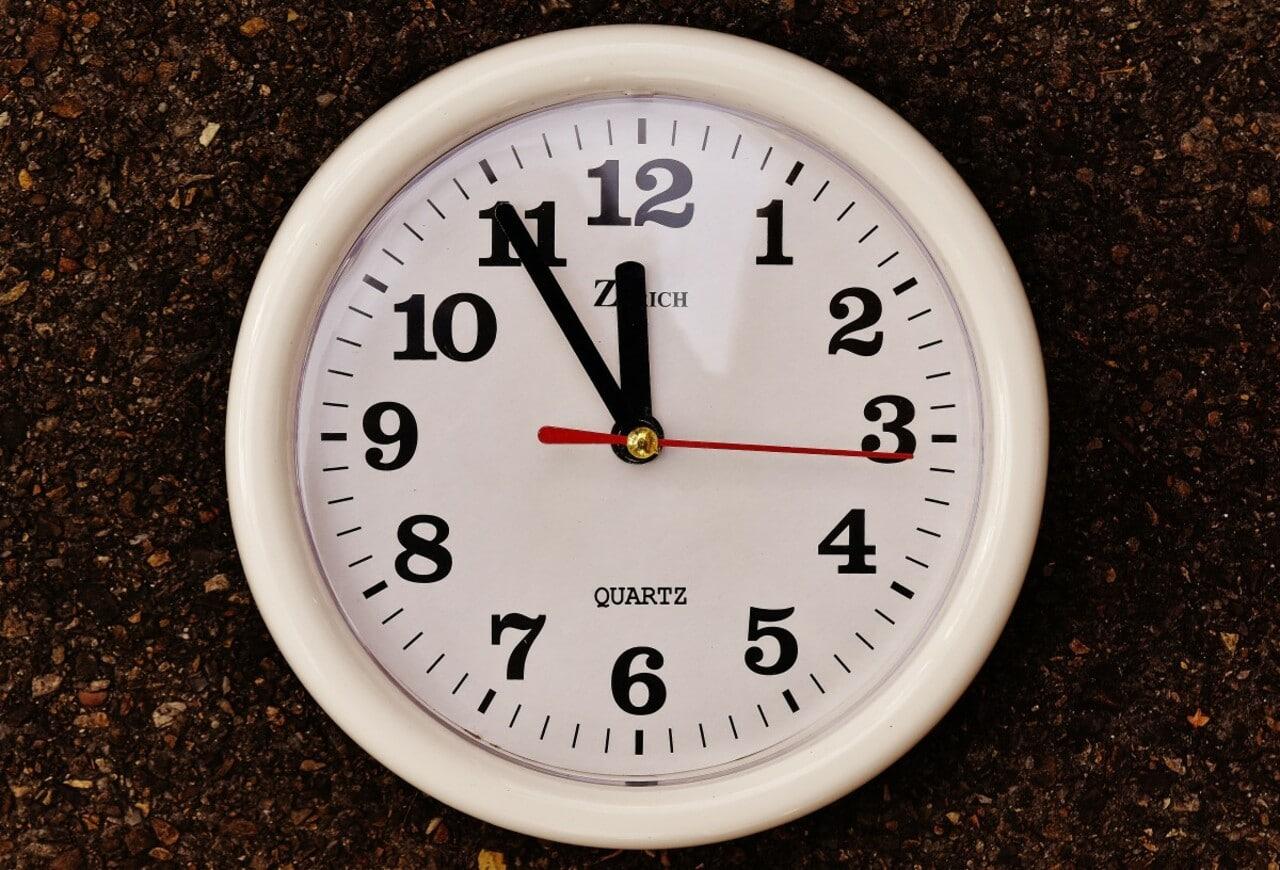 Reloj impaciencia