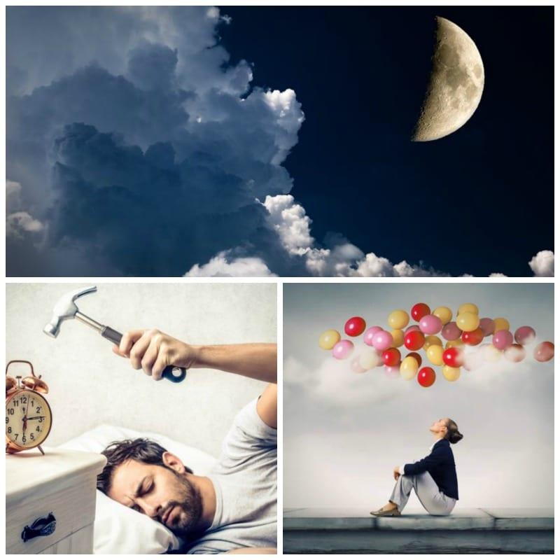 Cuáles son las fases del sueño