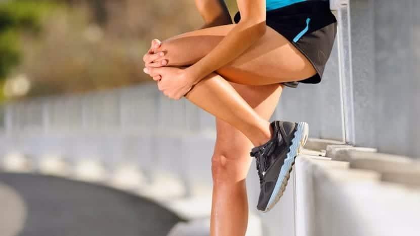 Rabdomiólisis y dolor despues del entrenamiento