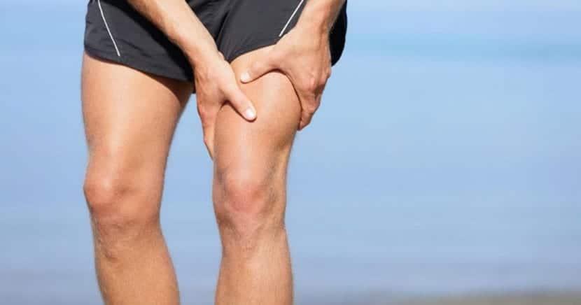Rabdomiólisis y dolor en las piernas