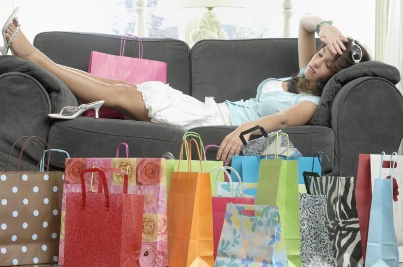 adiccion a las compras