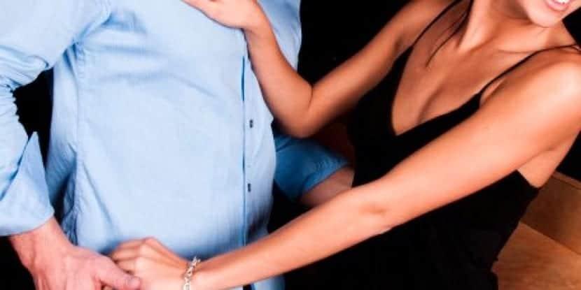 agresion sexual en el trabajo