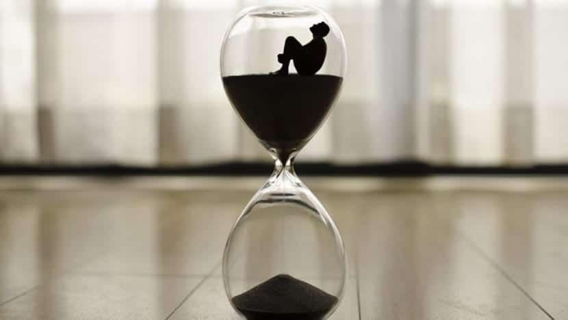 el tiempo en soledad