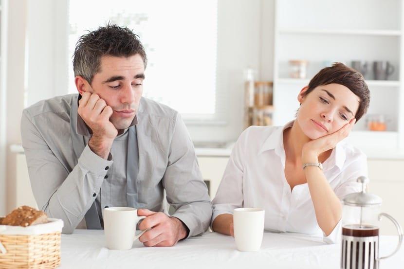 pareja con astenia que no saben qué les pasa