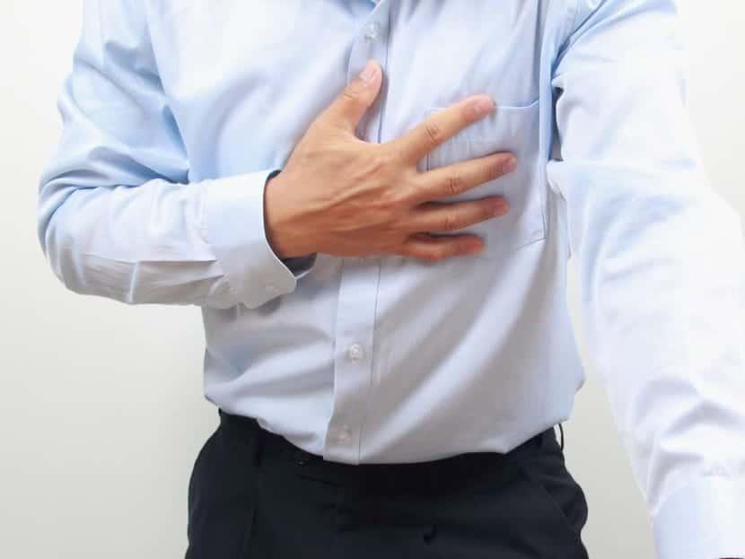posible infarto