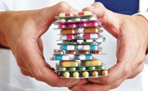 muchos calmantes en pastillas