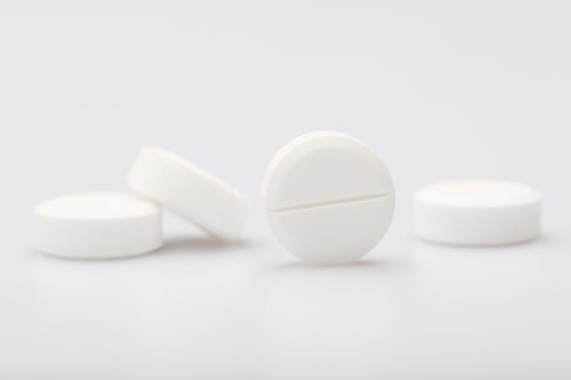 calmantes en aspirina