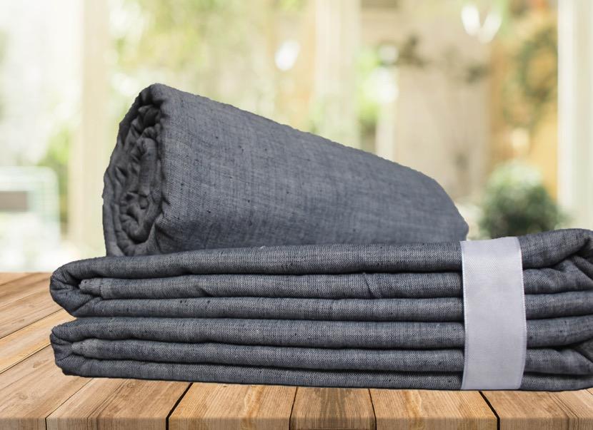 complementos de color gris