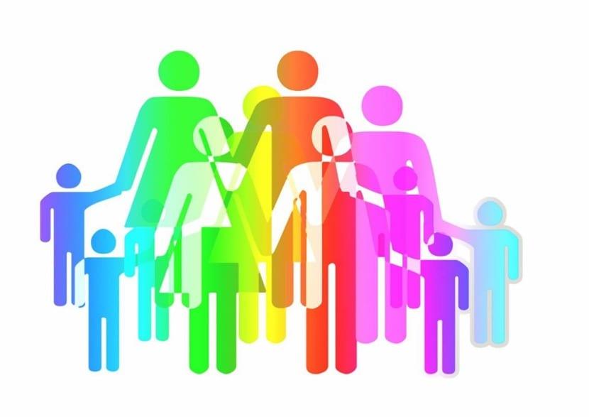 familias interconectadas transgeneracional