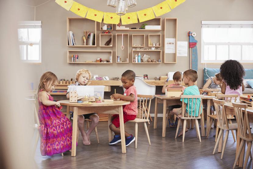 niños aprendizaje colaborativo y constructivo