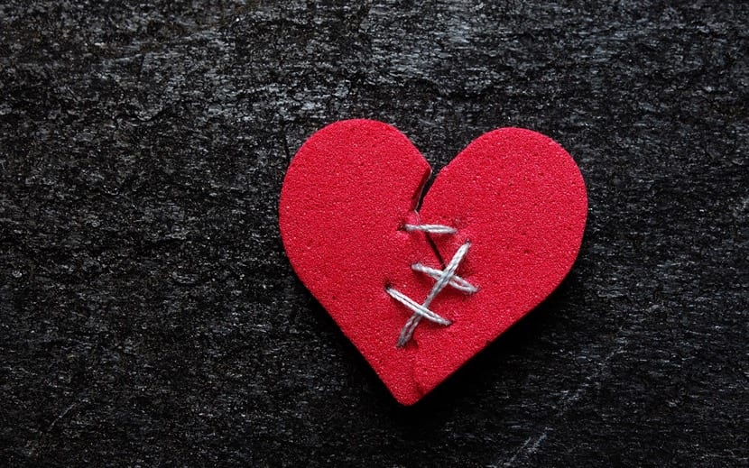 olvidar a alguien que ha roto el corazón