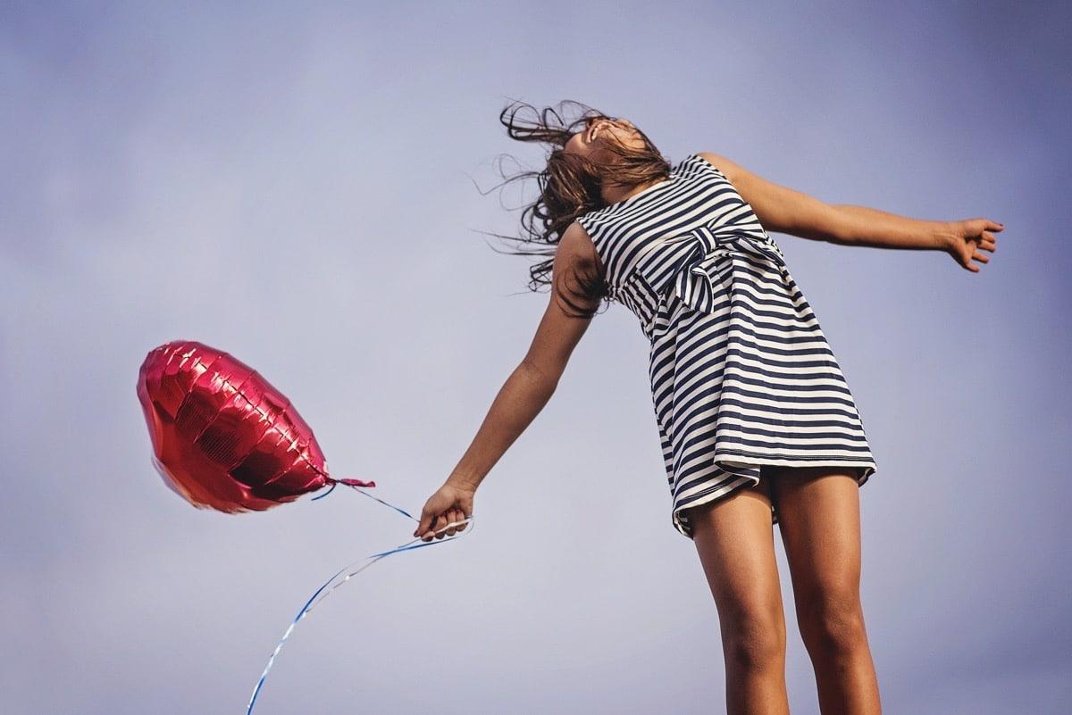 La felicidad es un sentimiento poderoso