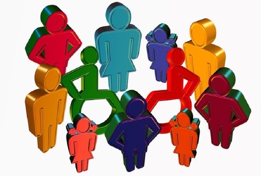 Tipos de grupos sociales