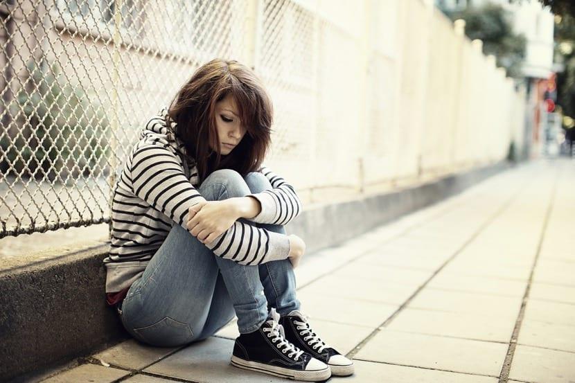 tristeza en el trastorno histriónico de la personalidad