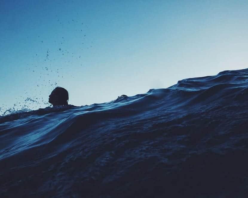 ahogarse en la indefensión aprendida