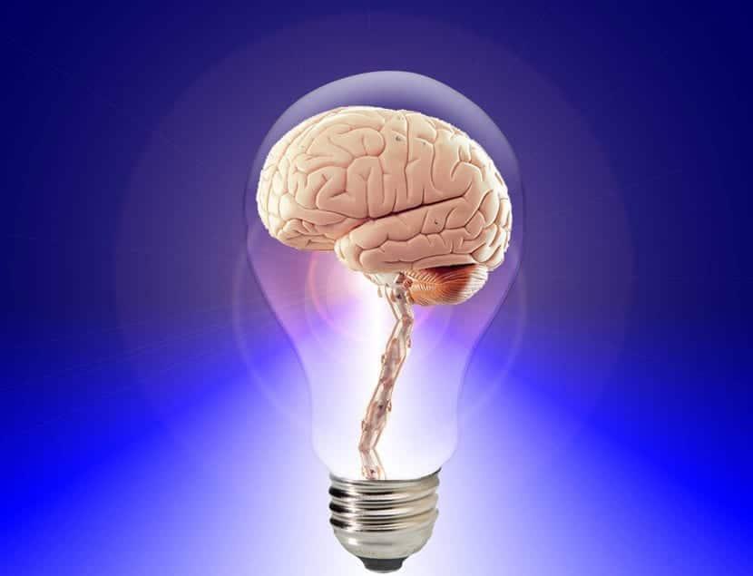 inteligencia dentro de una bombilla