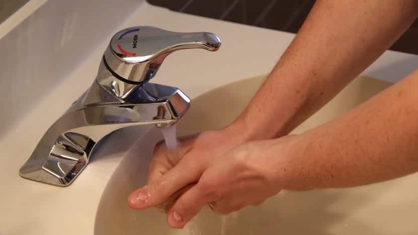 obsesión por tener las manos limpias