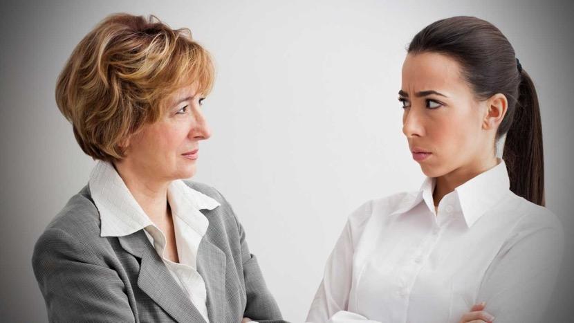mujeres que se quejan