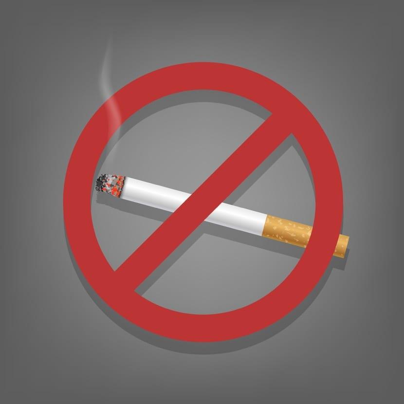 decir no al tabaco