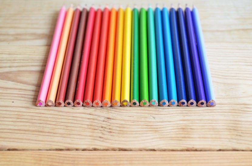 obsesion por organizar por colores