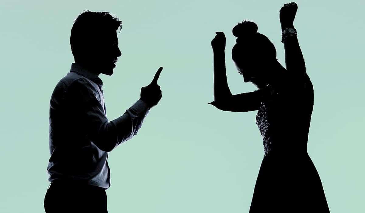 discusiones en pareja