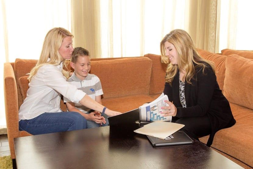 psicóloga infantil asesoramiento familiar