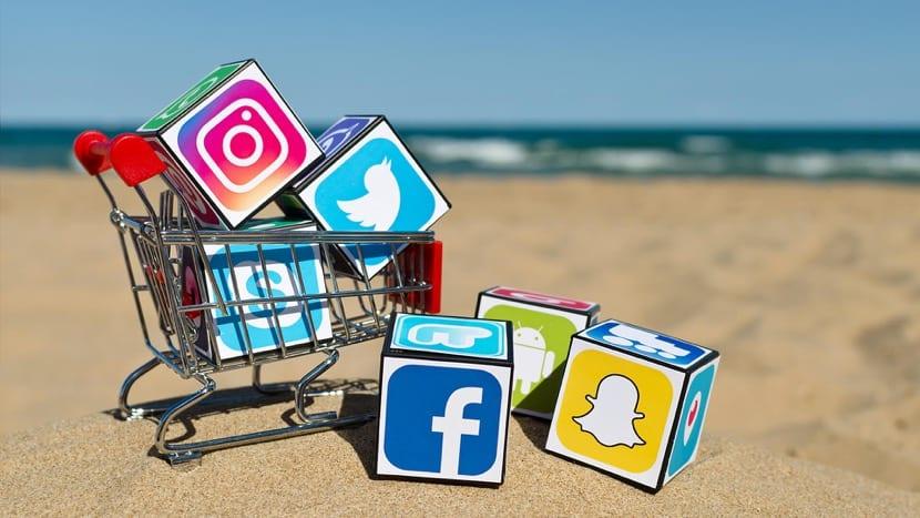 desconectar de las redes sociales