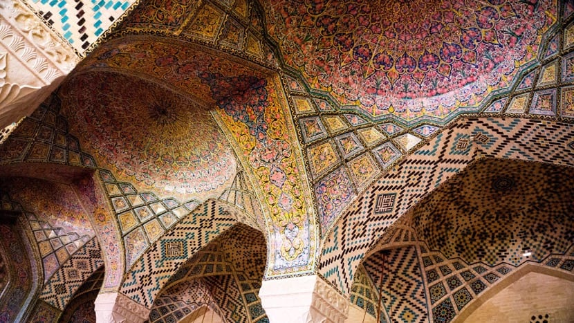 techo de un palacio