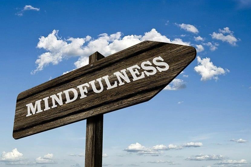 Mindfulness como técnica de relajación
