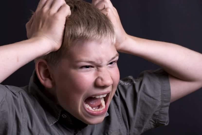 niño con trastorno bipolar