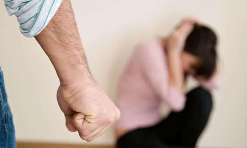 violencia de genero a una mujer